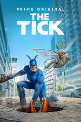 The Tick - Staffel 2 - Poster
