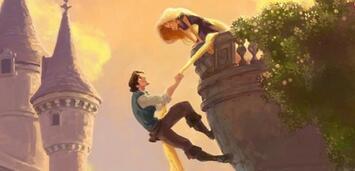Bild zu:  Rapunzel