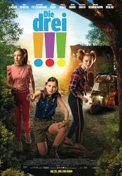 Die drei !!! Poster