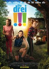 Die drei !!! - Poster