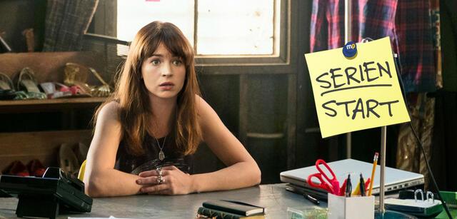 Girlboss, Staffel 1: Britt Robertson