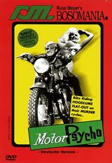 Motor-Psycho - Wie wilde Hengste - Poster
