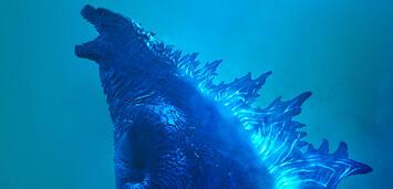 Bild zu:  Godzilla hat es in seinem 2. Film mit einem würdigen Gegenspieler zu tun