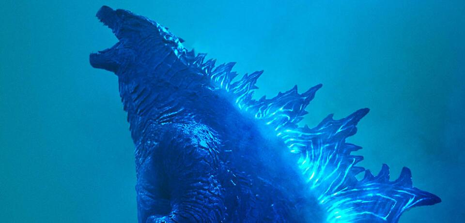 Godzilla hat es in seinem 2. Film mit einem würdigen Gegenspieler zu tun