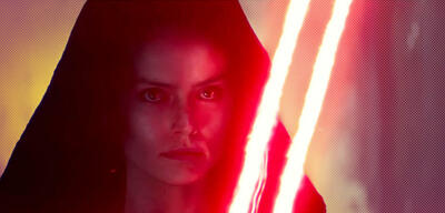 Daisy Ridley in Star Wars 9