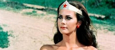 Lynda Carter als Wonder Woman