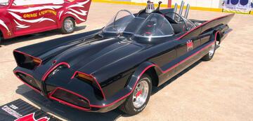 Batmobile aus den 1960ern