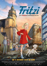 Fritzi - Eine Wendewundergeschichte - Poster