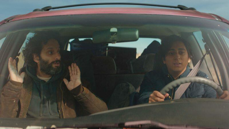 The Long Dumb Road mit Tony Revolori und Jason Mantzoukas