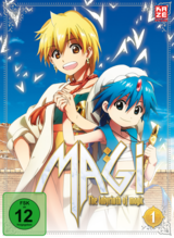Magi The Labyrinth Of Magic Serien Stream
