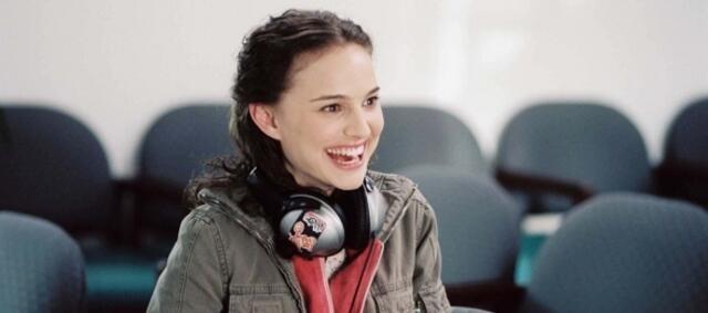 Ein Manic Pixie Dream Girl par excellence: Natalie Portman in Garden State