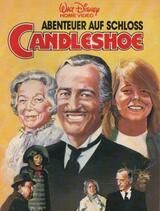Abenteuer auf Schloß Candleshoe - Poster