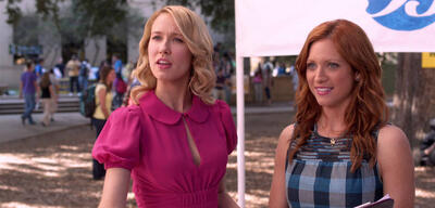 Pitch Perfect mit Anna Camp & Brittany Snow