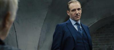 Mallory/M (Ralph Fiennes | Skyfall)