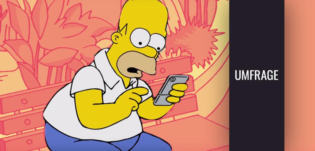 Homer gibt Feedback