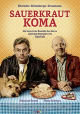 Sauerkrautkoma - Poster