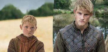 Vikings: Björn als Kind und Teenager