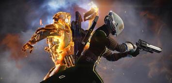 Bild zu:  Destiny und Red Bull: The Taken Code