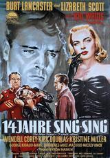 14 Jahre Sing-Sing - Poster