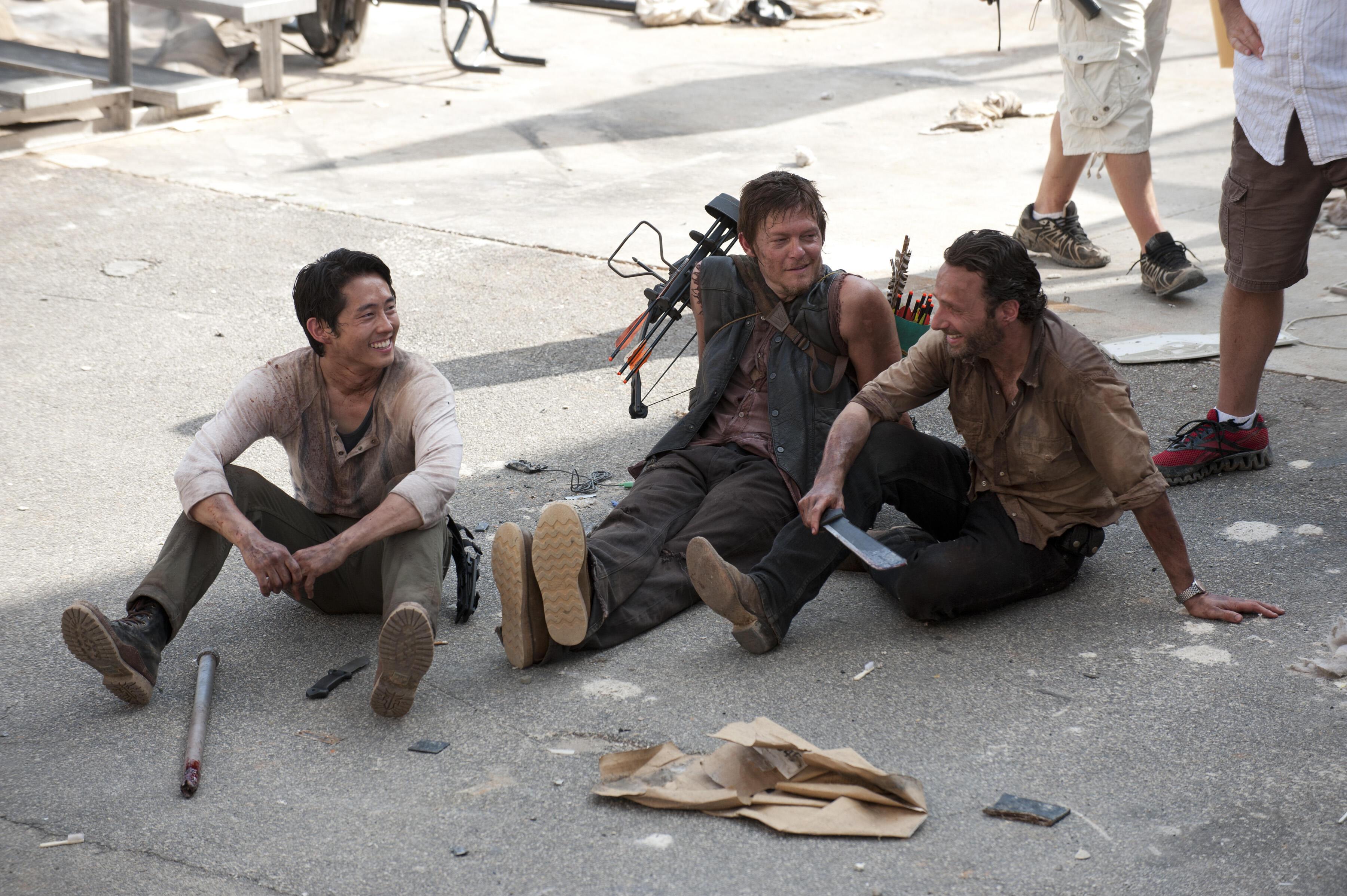 Walking Dead Staffel 3 Episoden