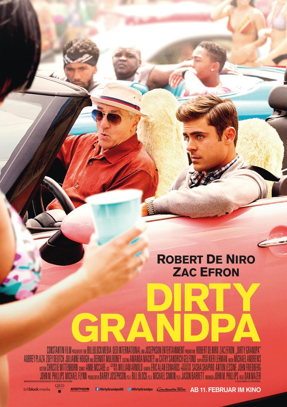 Dirty Grandpa Online Schauen