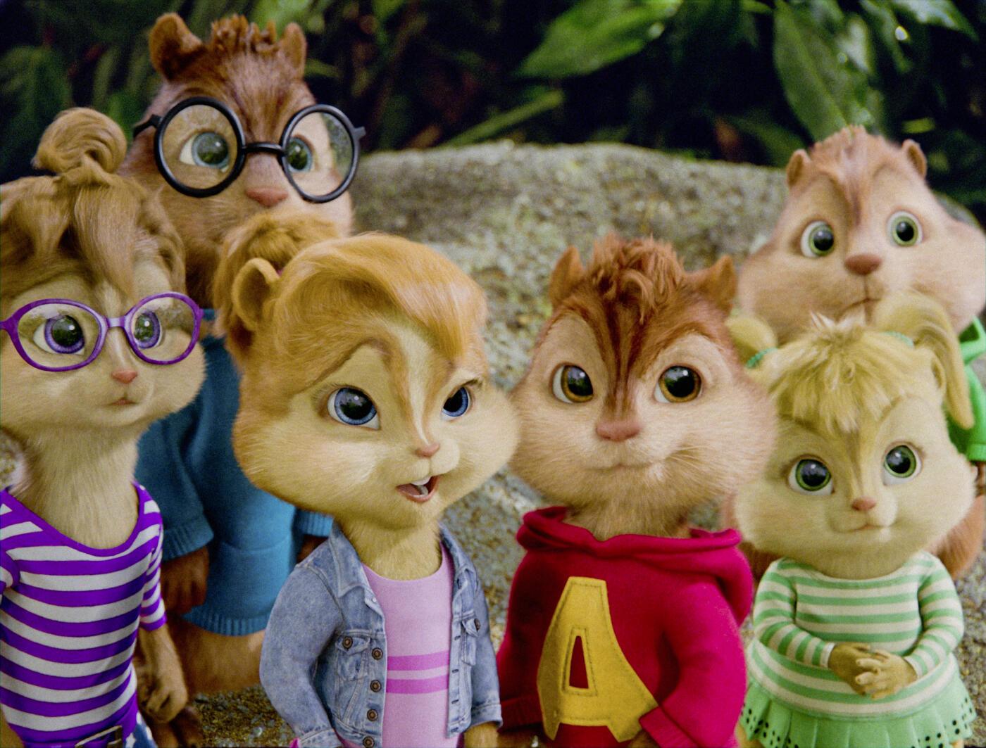 Alvin Und Die Chipmunks 5
