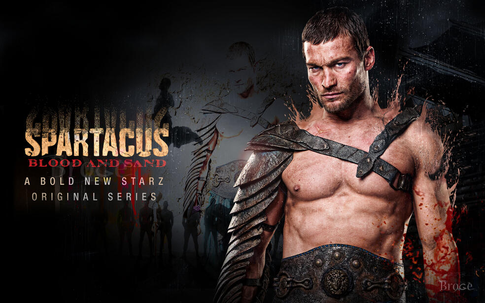 Spartacus Staffel 5