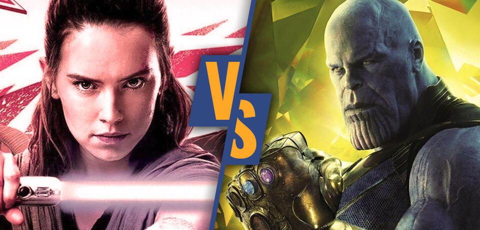 Avengers 4 vs Star Wars 9