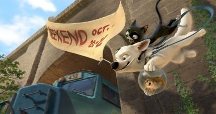 Bolt - Ein Hund für alle Fälle - Bild 4 von 19