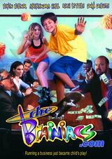 Brainiacs.com - Wir kaufen Daddys Firma - Poster