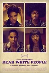 Dear White People - Poster
