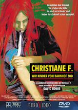 Christiane F. - Wir Kinder vom Bahnhof Zoo - Poster