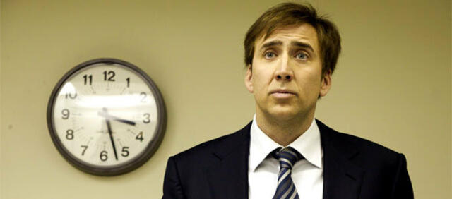 Nicolas Cage in The Weather Man