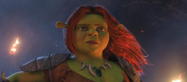 In den erfolgreichen Shrek-Filmen verlieh Cameron Diaz der Prinzessin Fiona ihre Stimme Bildergalerie Detail-Ansicht
