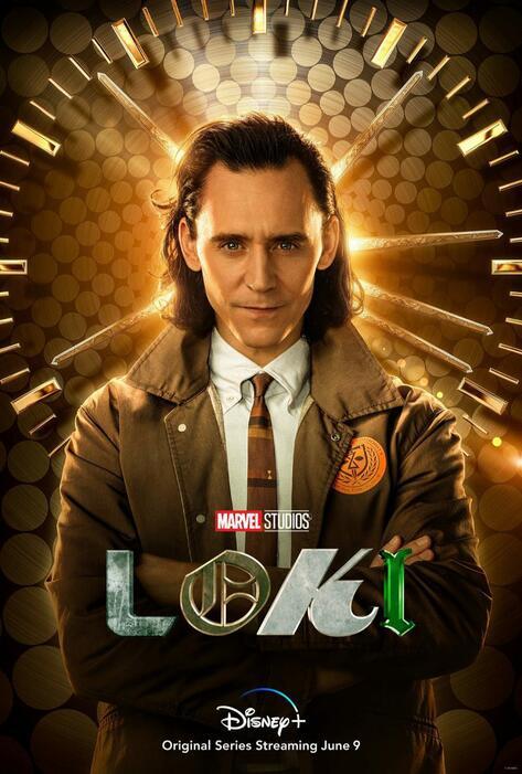 Loki, Loki - Staffel 1 mit Tom Hiddleston