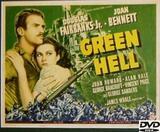 Die grüne Hölle - Poster