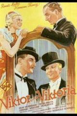 Viktor und Viktoria - Poster