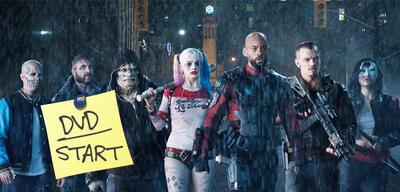 Die Suicide Squad kommt zu euch ins Heimkino