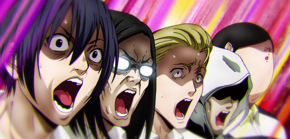 Grausamer Trailer zum Adult-Anime Prison School