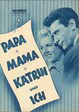 Papa, Mama, Katrin und ich - Poster