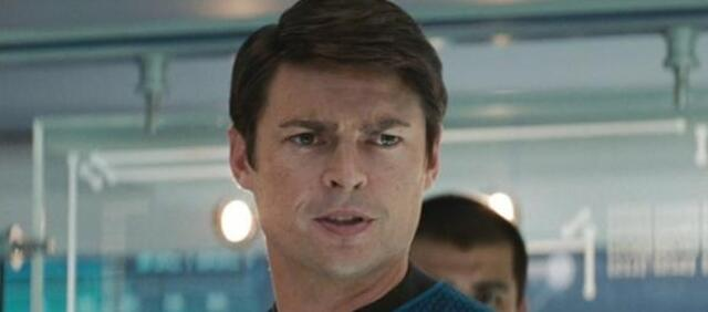 Karl Urban in Star Trek (2009)