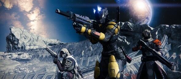 Destiny, das neue Spiel von Bungie