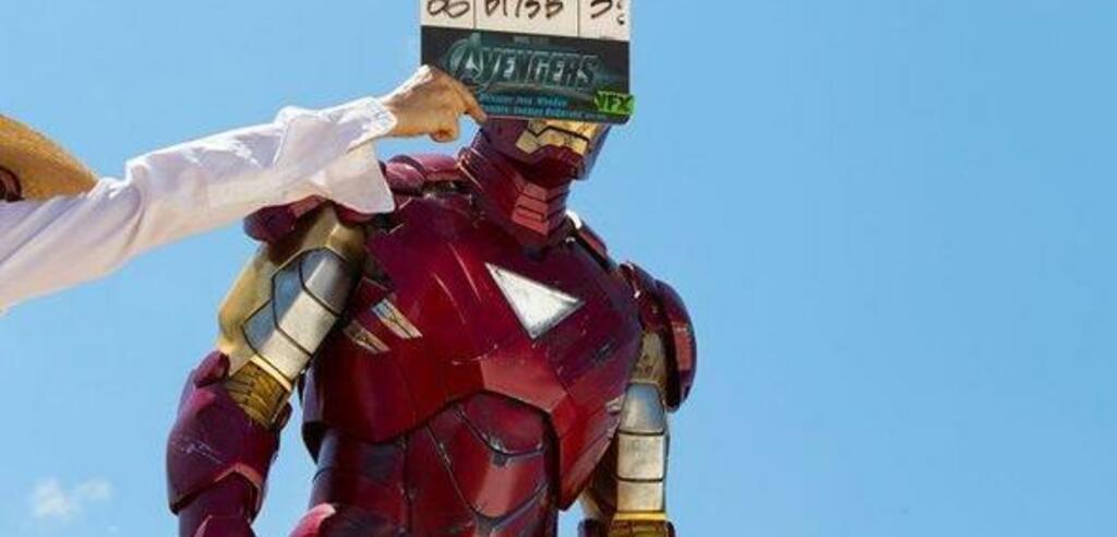Nur noch Marvel vor Augen / Iron Man