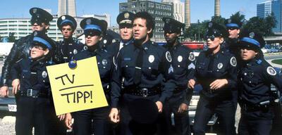 Police Academy 1 -Dümmer als die Polizei erlaubt