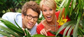 Daniel Hartwich und Sonja Zietlow freuen sich über die Nominierung