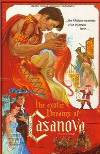 Das geheime Sexualleben des Casanova