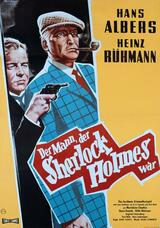 Der Mann, der Sherlock Holmes war - Poster