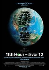 11th Hour - 5 vor 12 - Poster