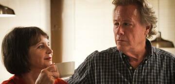 John Heard und Cindy Williams in Stealing Roses