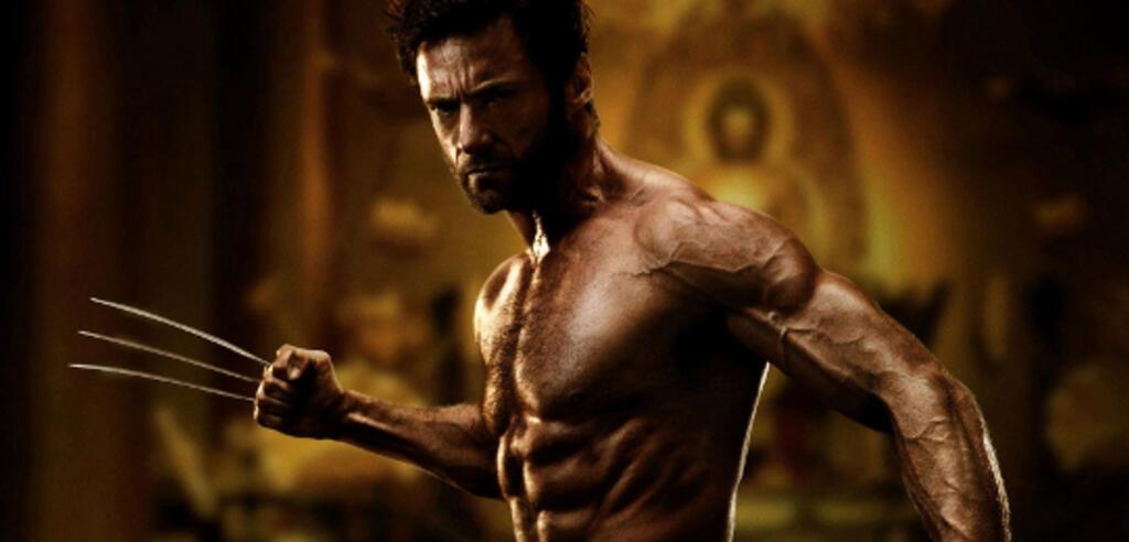 Hugh Jackman in Wolverine: Weg des Kriegers
